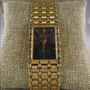 Stunning Men's Tissot Gold Tone Watch - Working